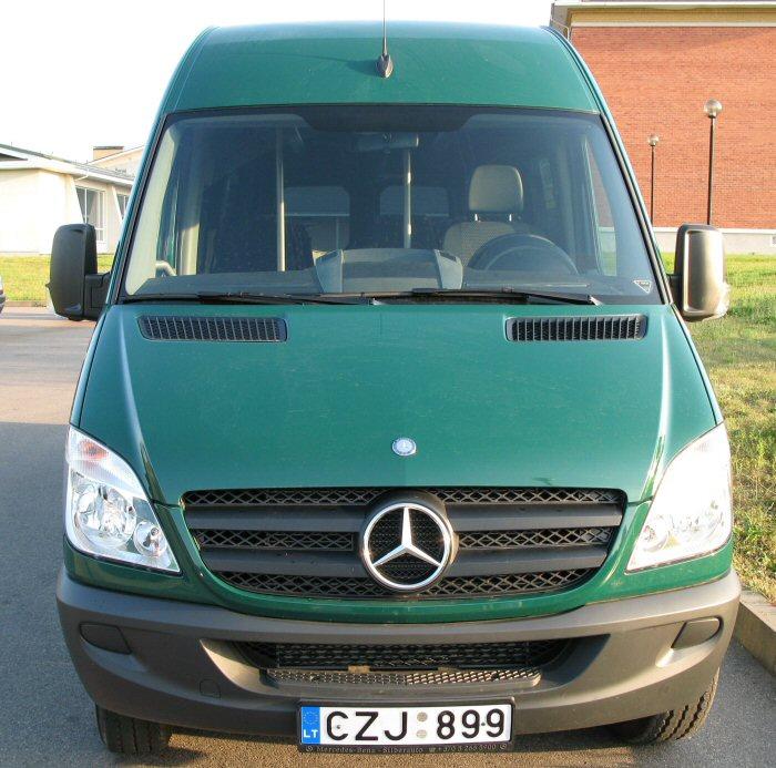 Mercedes Benz Sprinter 315. Mercedes Benz 315 Sprinter,